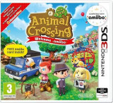 Animal Crossing New Leaf Welcome Amiibo! And Amiibo Card Nintendo 3Ds