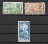 Martinica 1942,  MNH, Nestampilat