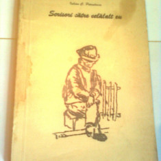 SCRISORI CATRE CELALALT EU  ~  VREMEA CAND COCORII ISI INVATA PUII SA ZBOARE