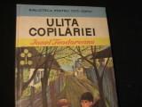 ULITA COPILARIEI-IONEL TEODOREANU-, Alta editura, Ionel Teodoreanu