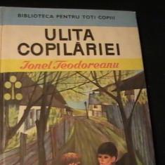 ULITA COPILARIEI-IONEL TEODOREANU-, Alta editura