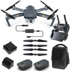 Drona DJI Mavic Pro Fly More Combo