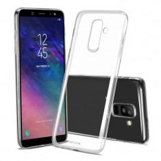 Husa Slim Samsung Galaxy A6 Plus NEVOX StyleShell Flex Clear