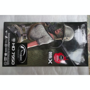 Placa video   Sapphire Radeon HD7950 (R9 280) Boost Dual-X 3GB GDDR5 384-bit Box