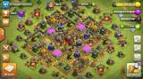 Cont Clash of Clans th 10 full fără 80 buc de gard