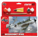 Kit Constructie Avion Messerschmitt Bf109e, Airfix
