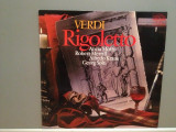 VERDI – RIGOLETTO – High Lights – dir G.Solti (1980/RCA/RFG) - VINIL/NM, ariola
