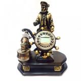 Telefon antic din lemn Timona