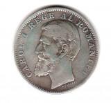 * Moneda 1 leu 1900 - 400, Argint