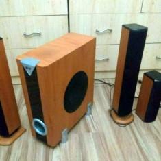 Sistem audio Home Cinema 5.1 - Point HT-100 (160 W RMS) + Telecomanda, 40-300 W, NU