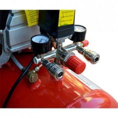 Compresor de aer centrifugal, pe ulei, profesional 1.5 KW 50 L, 8 bari, Joka