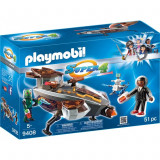 Nava martienilor Super 4 Playmobil