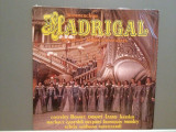 Chorul MADRIGAL – dir Marin Constantin ( 1979/Delta/RFG) - VINIL/NM, Deutsche Grammophon