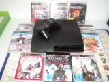 Consola Play Station 3 PS3 + 10 jocuri