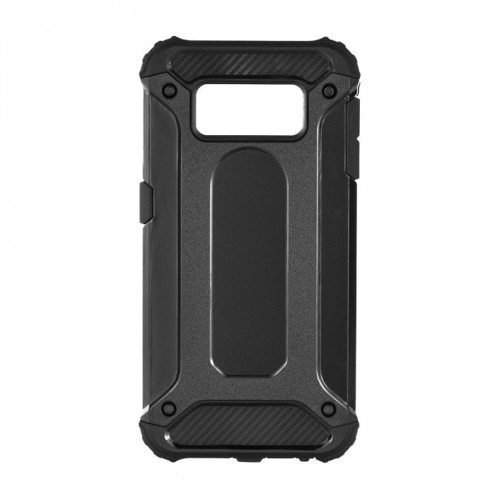 Husa SAMSUNG Galaxy Note 8 - Armor (Negru) Forcell foto mare