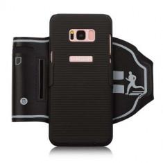Husa Sport Samsung Galaxy S8 G950 Armband Gym Neagra