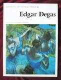 MASTERS OF WORLD PAINTING - Edgar Degas, AURORA ART PUBLISHERS LENINGRAD, 1982