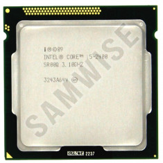 Procesor Intel Core i5 2400 3.1GHz (Up to 3.4GHz), Quad Core, LGA1155, Cache..., 4