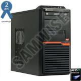 Calculator GATEWAY DT55, AMD Phenom II X3 B75 3GHz, 8GB DDR3, 500GB, ATI HD7470...