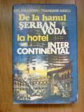 I Ion Paraschiv - De la hanul Serban Voda la hotel Intercontinental