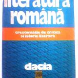 Literatura Română crestomație de critică și istorie literară, Didactica si Pedagogica