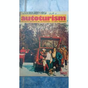 Revista Autoturism numarul 3 din anul 1985