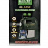 Kit Solar GDLITE GD-8052