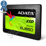 SSD 120GB A-DATA Premier SU650, SATA III 6GB/s, 120 GB, SATA 3, A-data