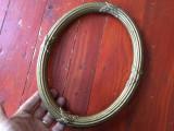 Rama ovala din lemn pentru fotografie / oglinda sau alte lucruri frumoase !!!, Oval