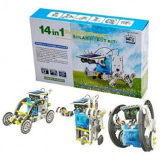 14 in 1 Educational Kit Solar Robot