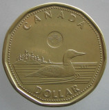 CANADA 1 DOLLAR 2012, America de Nord