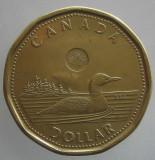 CANADA 1 DOLLAR 2015, America de Nord