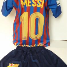 Echipamen fotbal pentru copii FC.Barcelona Messi