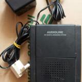 Robot telefonic AUDIOLINE 832 cu alimentator 9 V