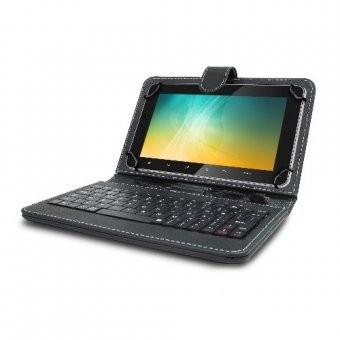 Husa Tableta 8 Inch Cu Tastatura si Micro Usb foto