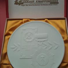 Medalii Germania portelan Meissen