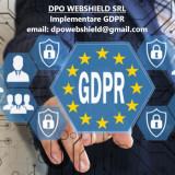 Servicii DPO - implementare GDPR