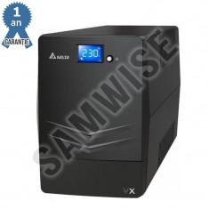 UPS Delta Agilon Family VX Series 600VA/360W, Management, 4x IEC 320