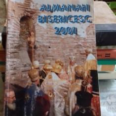 ALMANAH BISERICESC 2001