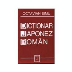 DICTIONAR JAPONEZ ROMAN, lucman