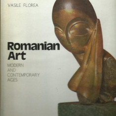 AS - Vasile Florea - ROMANIAN ART MODERN AND CONTEMORARY AGES
