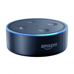 Resigilat : Boxa inteligenta Amazon Echo Dot 2nd Gen culoare Negru