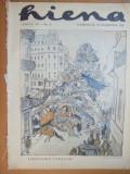 Hiena 1922  noiembrie 19 desene Mar & Mitch Victor Ion Popa număr Bucuresti