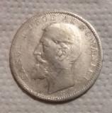 1 leu 1894, Argint