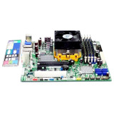KIT Placa de baza ACER RS880M05, AMD Phenom II X3 B75 3GHz - 3 nuclee, 4GB...