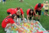 PROMO Set 100 baloane cu apa automate / bataie cu apa / water bombs, Unisex, Rotund