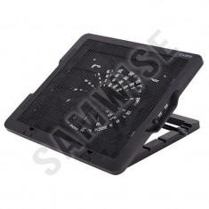 Stand/Cooler notebook Zalman ZM-NS1000, Ventilator 180mm, 5 Unghiuri de...