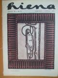 Hiena 1923 aprilie 8 Desene Steurer Victor Ion Popa Tonitza antisemitism Rusia
