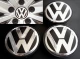 Capacele Jante Aliaj VW Volkswagen Passat B6, B7, CC (2005-2015)