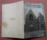 L' Eglise Orthodoxe Roumaine De Paris. Bucarest, 1937 - Veniamin Pocitan, Alta editura
